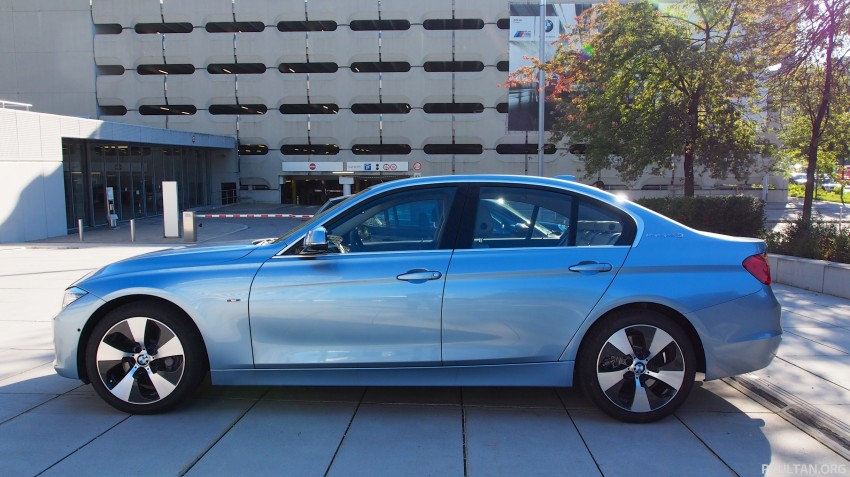 BMW ActiveHybrid 3 test drive review – is it just a 335i with an electric motor, or more? Image #135283