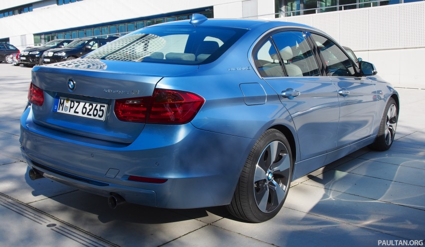 BMW ActiveHybrid 3 test drive review – is it just a 335i with an electric motor, or more? Image #135285