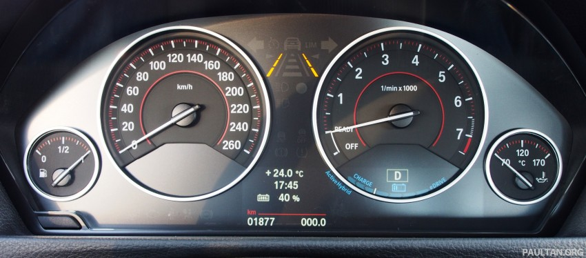 BMW ActiveHybrid 3 test drive review – is it just a 335i with an electric motor, or more? Image #135287