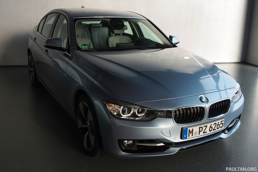 BMW ActiveHybrid 3 test drive review – is it just a 335i with an electric motor, or more? Image #135289