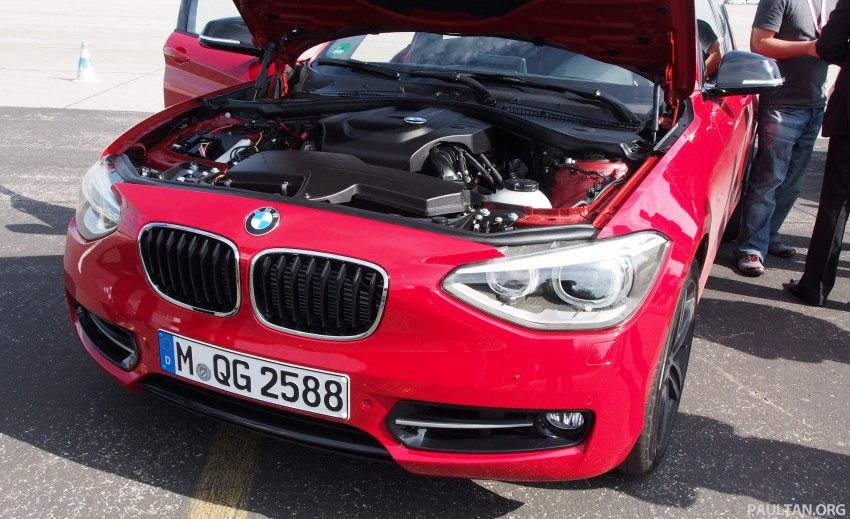 BMW's B38 1.5 litre three-cylinder motor to spearhead new engine family – we test drive it in a 1-Series! Image #132564