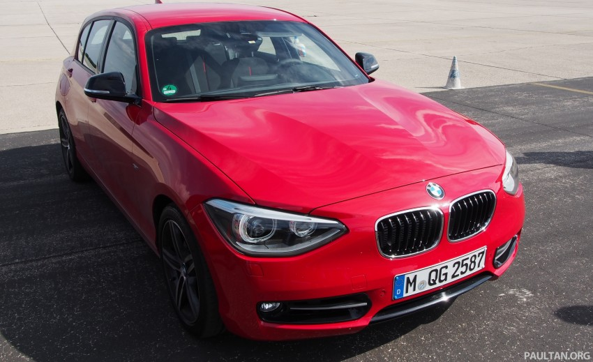 BMW's B38 1.5 litre three-cylinder motor to spearhead new engine family – we test drive it in a 1-Series! Image #132565