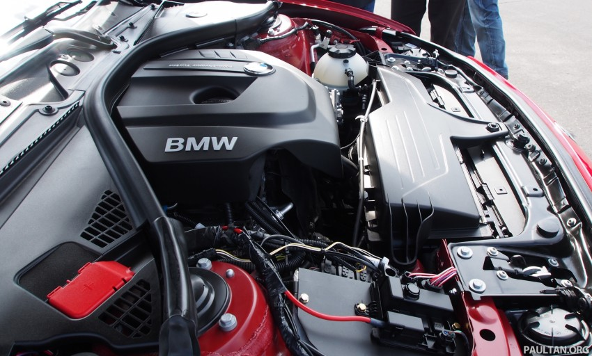 BMW's B38 1.5 litre three-cylinder motor to spearhead new engine family – we test drive it in a 1-Series! Image #132568