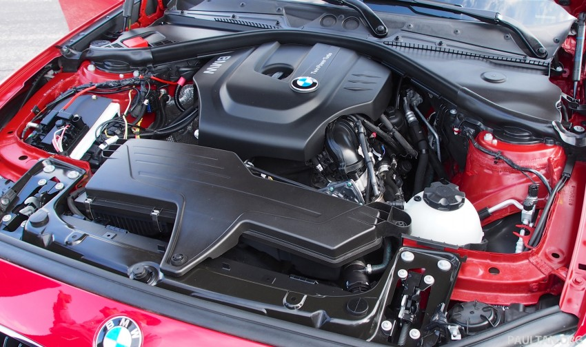 BMW's B38 1.5 litre three-cylinder motor to spearhead new engine family – we test drive it in a 1-Series! Image #132570