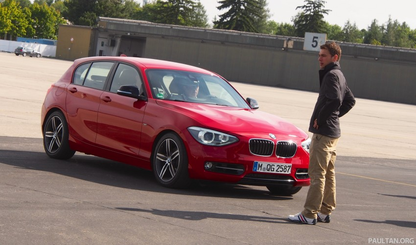 BMW's B38 1.5 litre three-cylinder motor to spearhead new engine family – we test drive it in a 1-Series! Image #132571