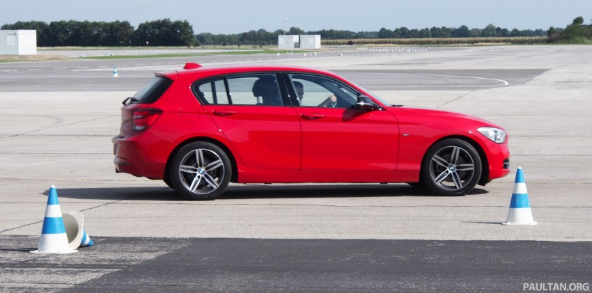 BMW's B38 1.5 litre three-cylinder motor to spearhead new engine family – we test drive it in a 1-Series! Image #132572