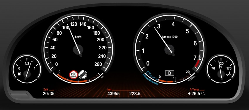 New Enhanced Black Panel For Bmw F10 From July 2012