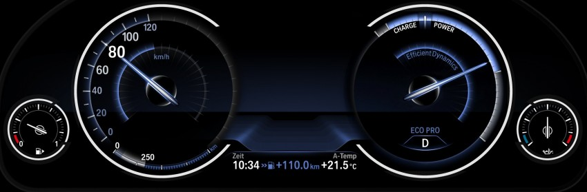 New Enhanced Black Panel for BMW F10 from July 2012 Image #106270