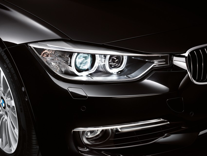 GALLERY: F30 BMW 3-Series Luxury Line (Hi-Res) Image #72891