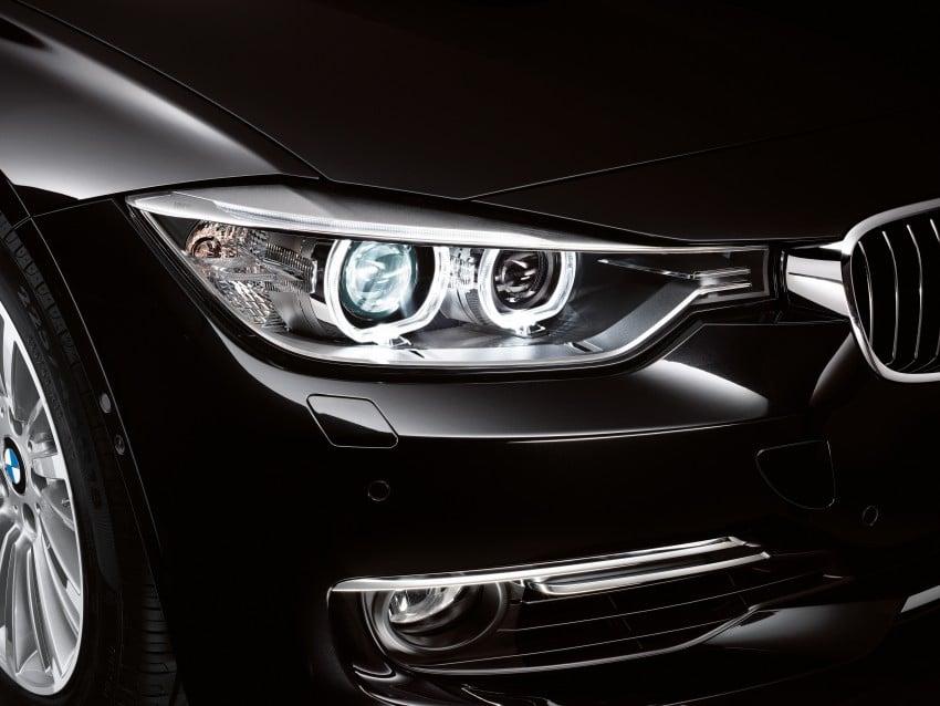 GALLERY: F30 BMW 3-Series Luxury Line (Hi-Res) Image #72891