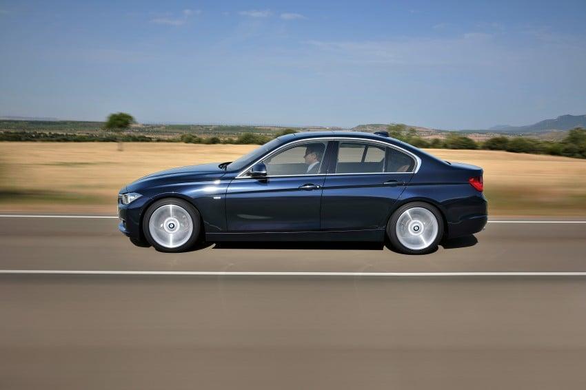 GALLERY: F30 BMW 3-Series Luxury Line (Hi-Res) Image #72895