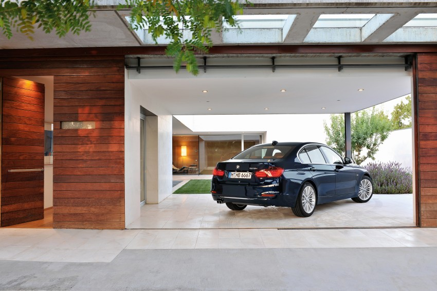 GALLERY: F30 BMW 3-Series Luxury Line (Hi-Res) Image #72898