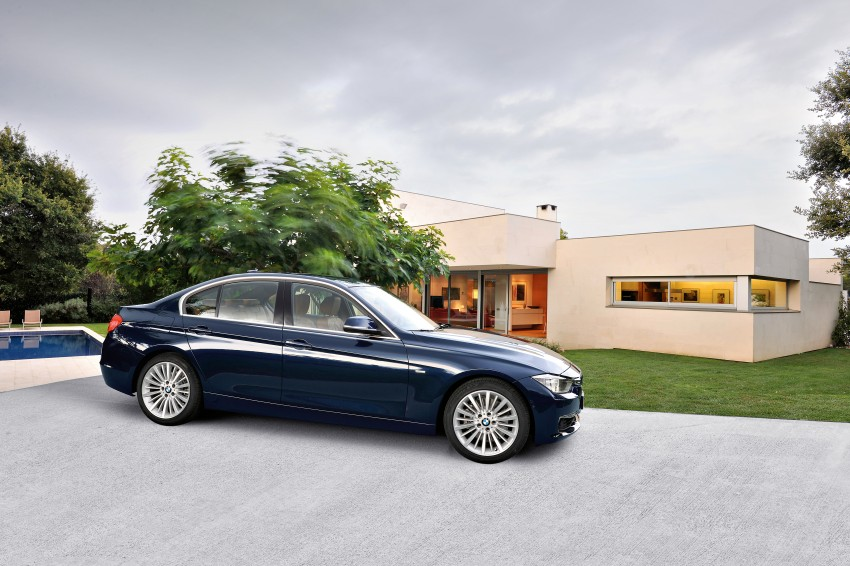 GALLERY: F30 BMW 3-Series Luxury Line (Hi-Res) Image #72899