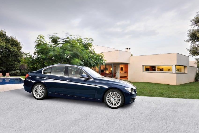 GALLERY: F30 BMW 3-Series Luxury Line (Hi-Res) Image #72899