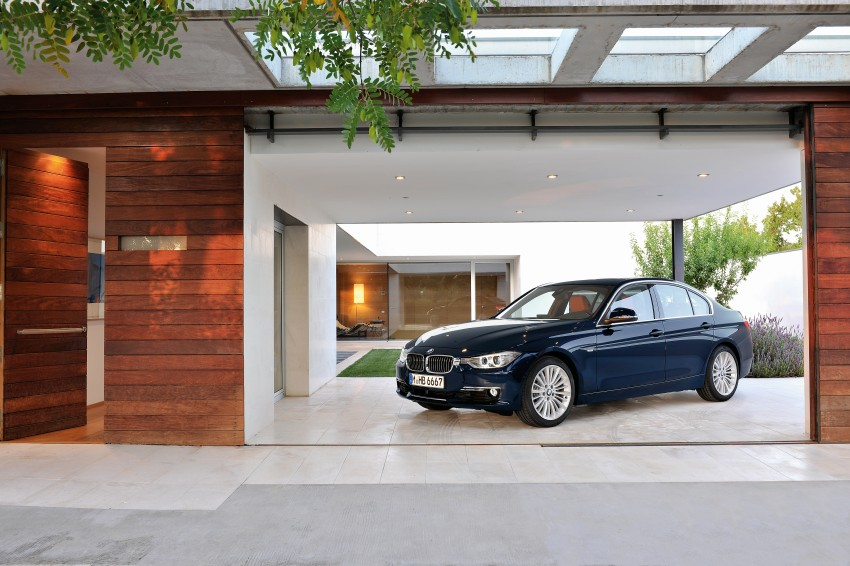 GALLERY: F30 BMW 3-Series Luxury Line (Hi-Res) Image #72903