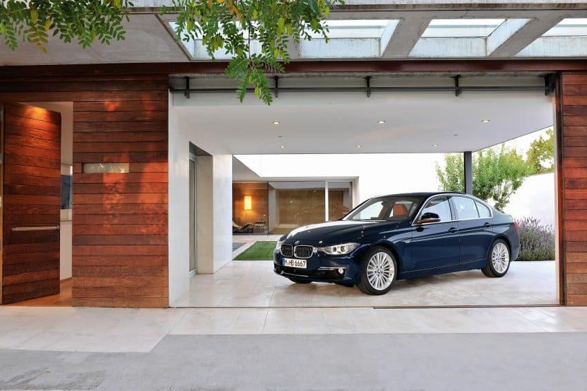 GALLERY: F30 BMW 3-Series Luxury Line (Hi-Res) Image #72903