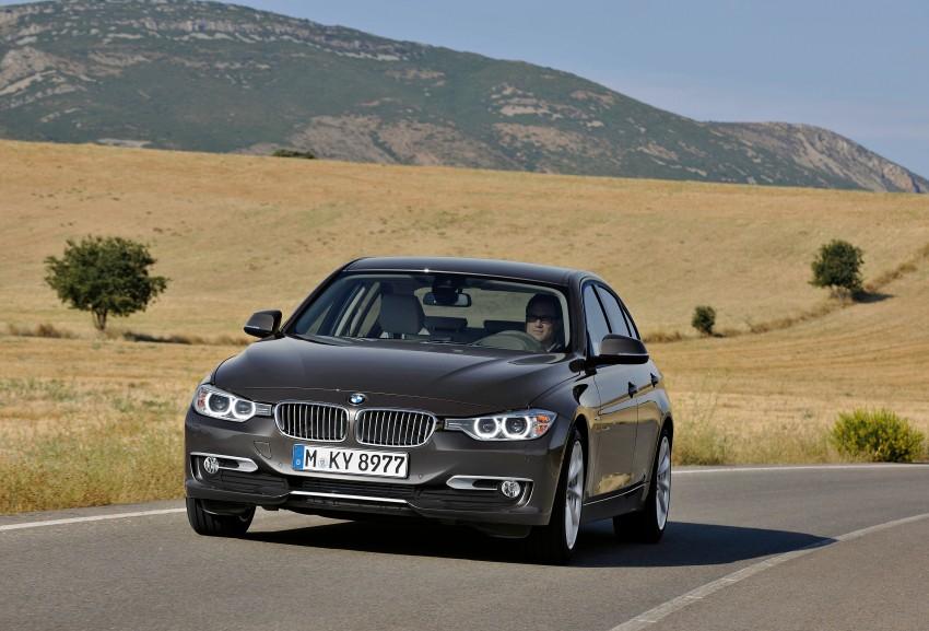 GALLERY: F30 BMW 3-Series Modern Line (Hi-Res) Image #72879