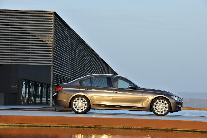 GALLERY: F30 BMW 3-Series Modern Line (Hi-Res) Image #72885