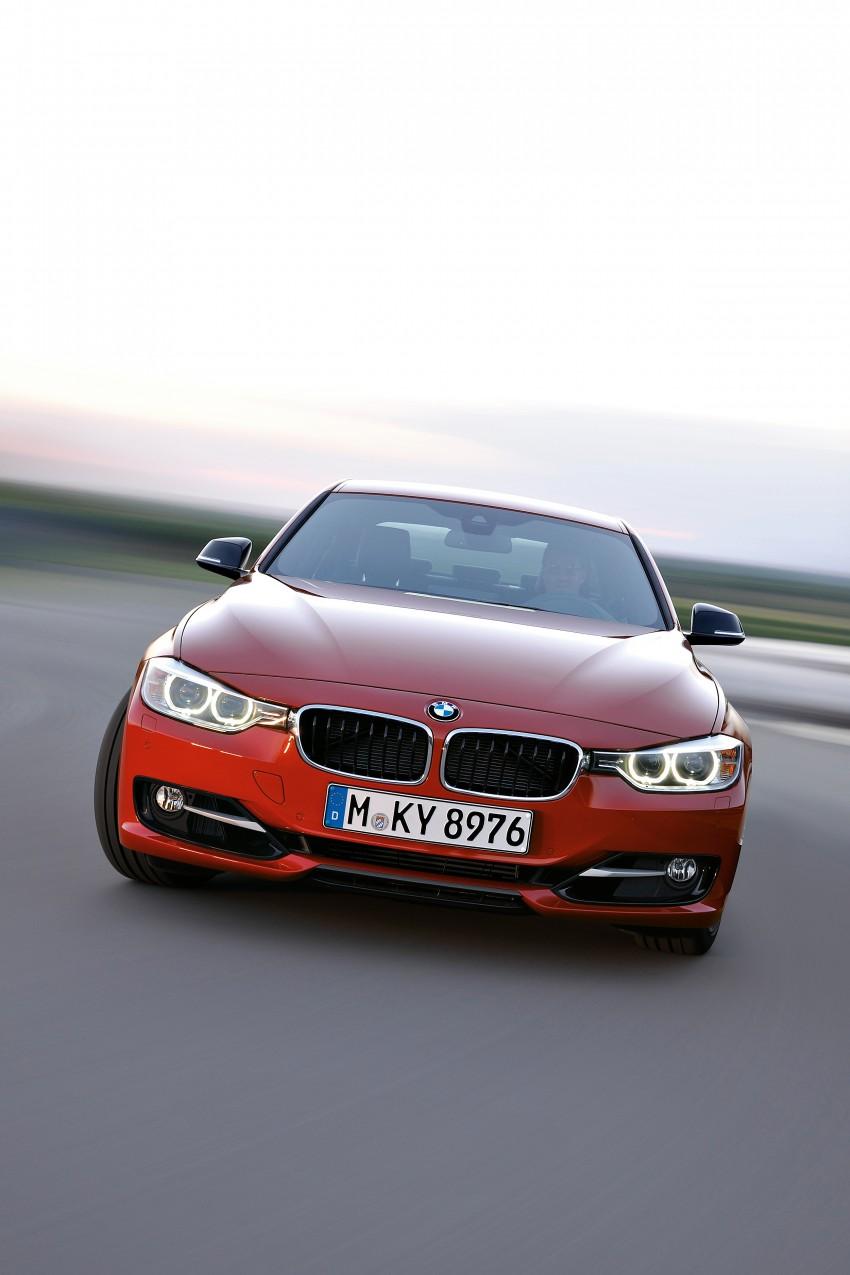GALLERY: F30 BMW 3-Series Sport Line (Hi-Res) Image #72854