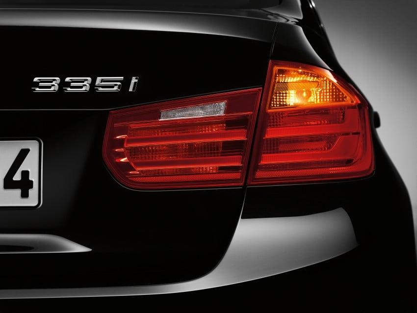 GALLERY: F30 BMW 3-Series Sport Line (Hi-Res) Image #72839