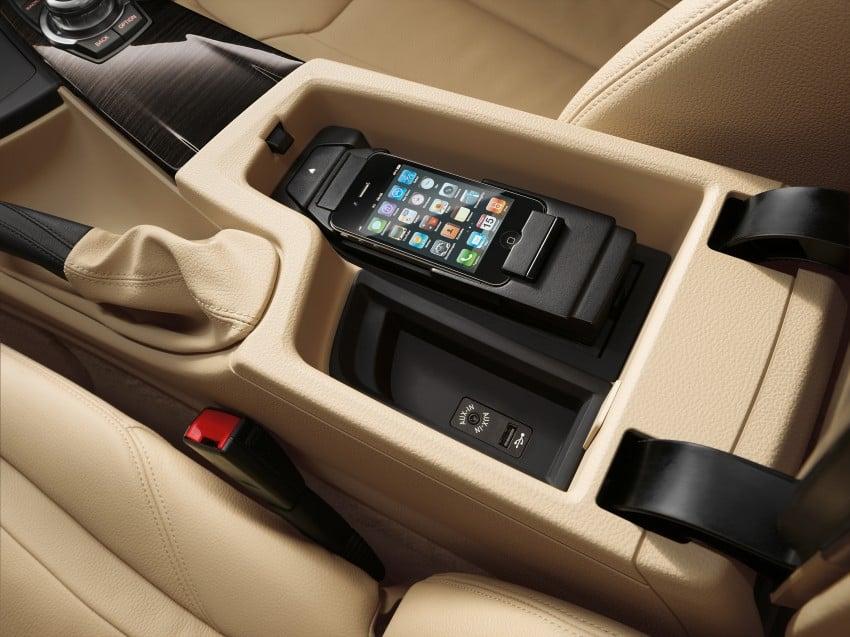 GALLERY: F30 BMW 3-Series Interior (Hi-Res) Image #72919