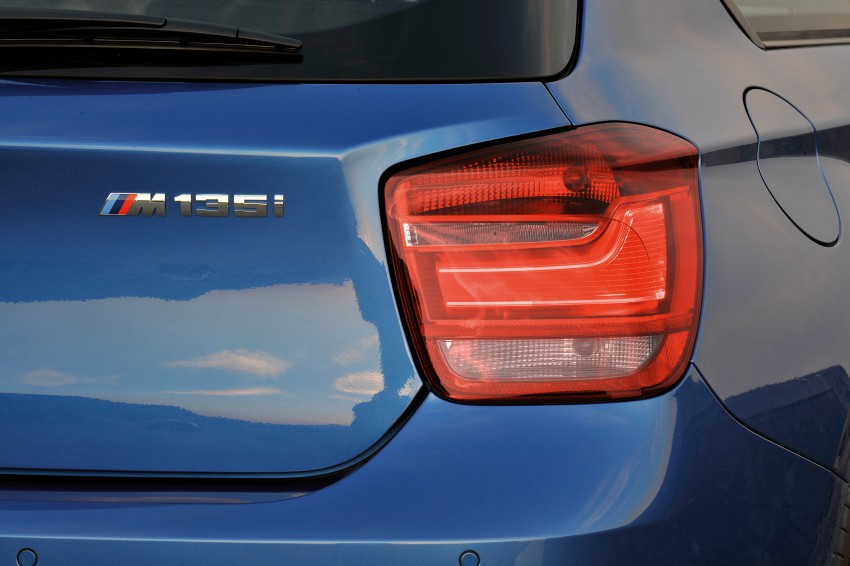 BMW M135i – if you ever need 320hp in a 3-door hatch! Image #106032
