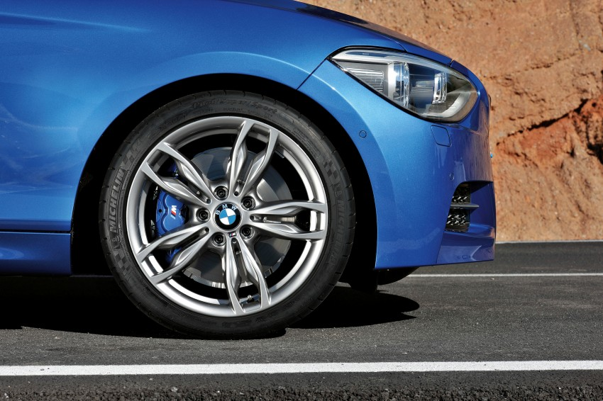 BMW M135i – if you ever need 320hp in a 3-door hatch! Image #106040