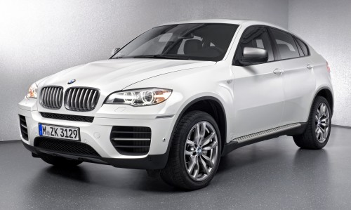 E71 Bmw X6 Gets Its Mid Cycle Facelift For 2012