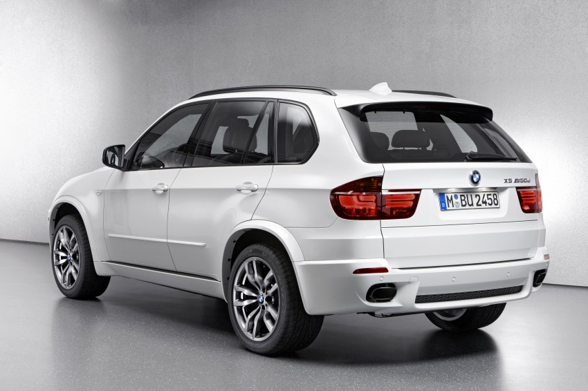 BMW M Performance Automobiles: tri-turbo diesel trio F10 BMW M550xd, BMW X5 M50d and BMW X6 M50d! Image #85044