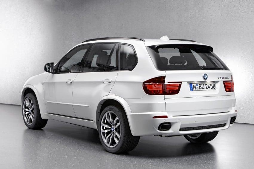 BMW M Performance Automobiles: tri-turbo diesel trio F10 BMW M550xd, BMW X5 M50d and BMW X6 M50d! Image #85044