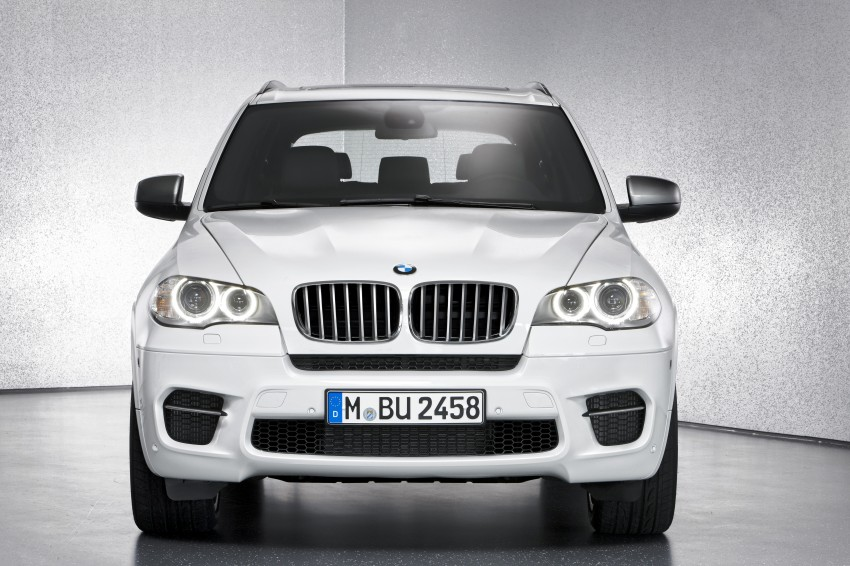 BMW M Performance Automobiles: tri-turbo diesel trio F10 BMW M550xd, BMW X5 M50d and BMW X6 M50d! Image #85047