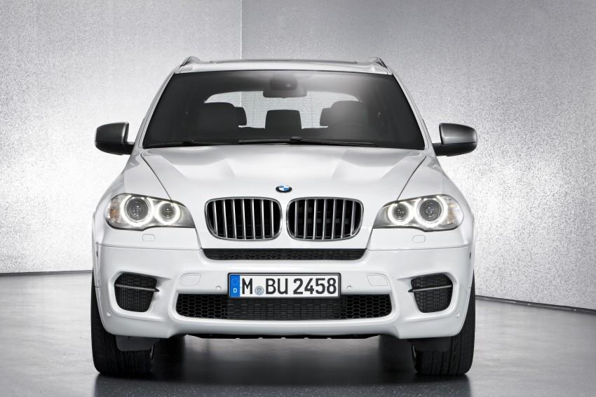 BMW M Performance Automobiles: tri-turbo diesel trio F10 BMW M550xd, BMW X5 M50d and BMW X6 M50d! Image #85047