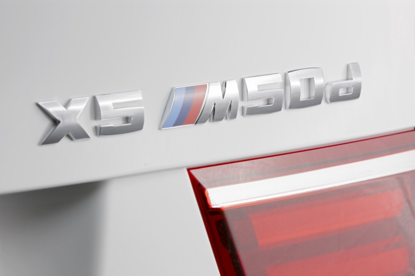 BMW M Performance Automobiles: tri-turbo diesel trio F10 BMW M550xd, BMW X5 M50d and BMW X6 M50d! Image #85049
