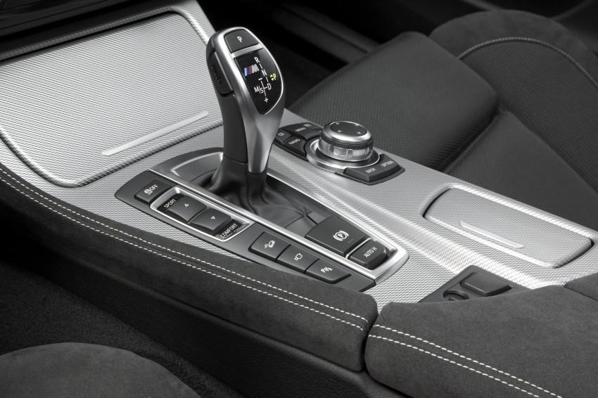 BMW M Performance Automobiles: tri-turbo diesel trio F10 BMW M550xd, BMW X5 M50d and BMW X6 M50d! Image #85061