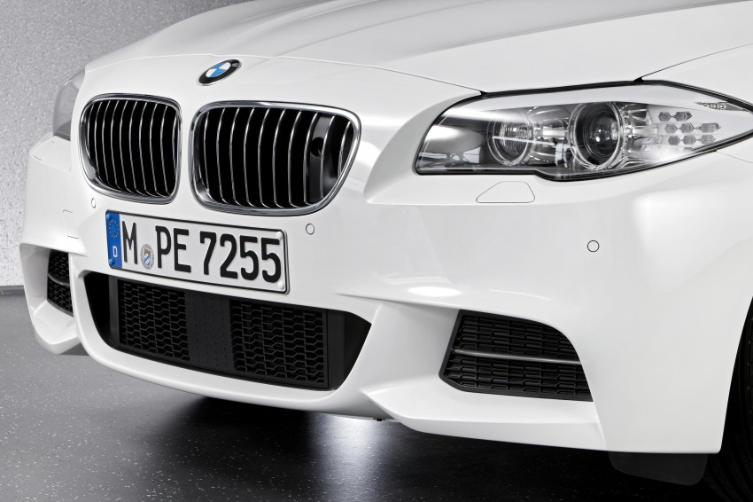 BMW M Performance Automobiles: tri-turbo diesel trio F10 BMW M550xd, BMW X5 M50d and BMW X6 M50d! Image #85065