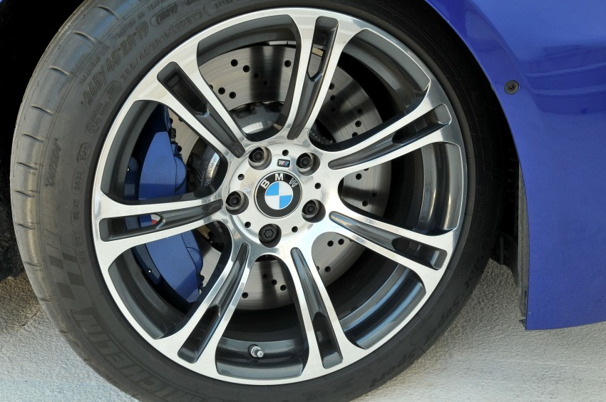 BMW M6 Coupe and Convertible – new photos Image #114052