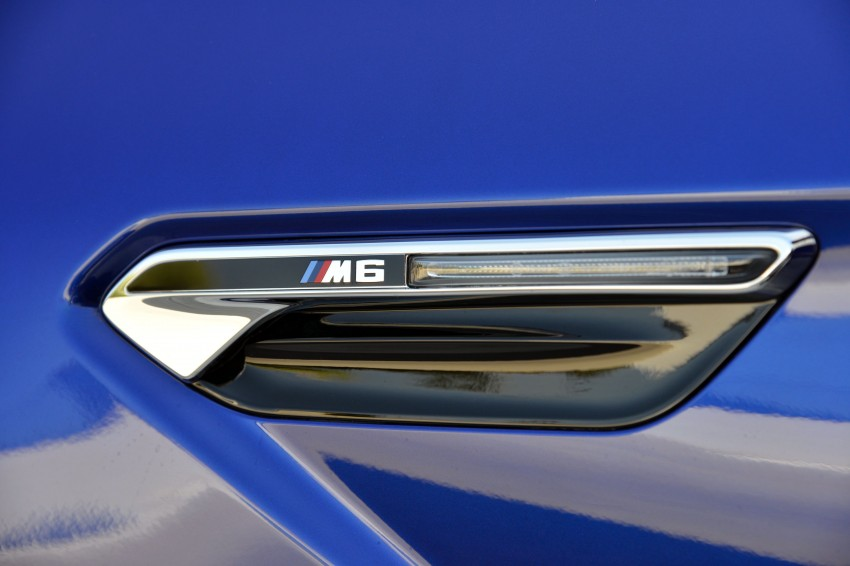 BMW M6 Coupe and Convertible – new photos Image #114056
