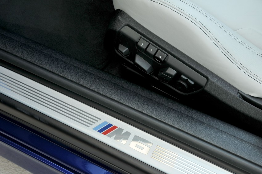 BMW M6 Coupe and Convertible – new photos Image #114061