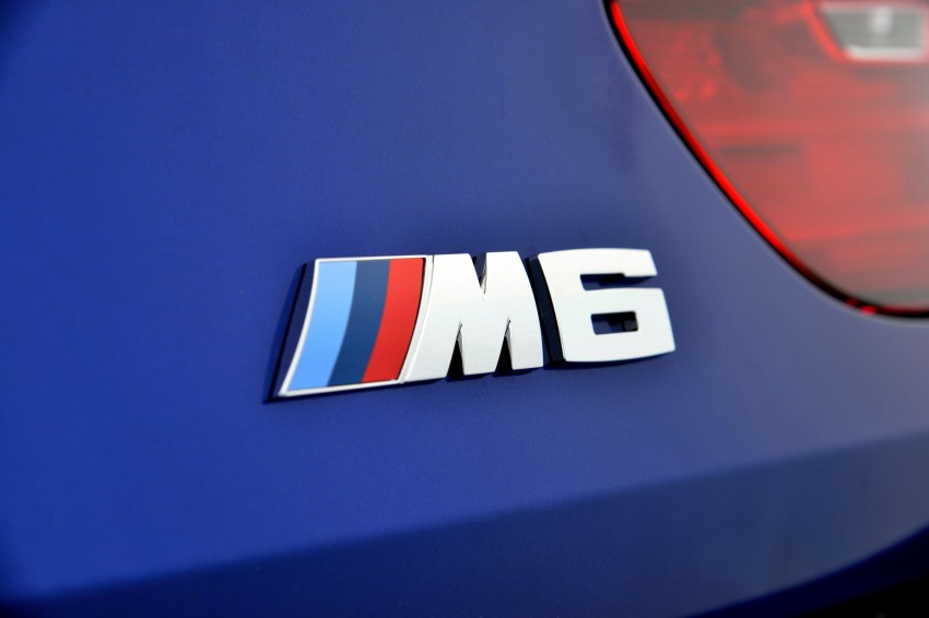 BMW M6 Coupe and Convertible – new photos Image #114062