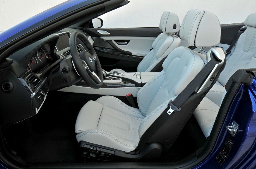 BMW M6 Coupe and Convertible – new photos Image #114071