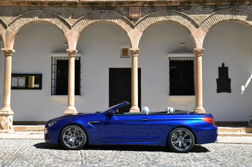 BMW M6 Coupe and Convertible – new photos Image #114092