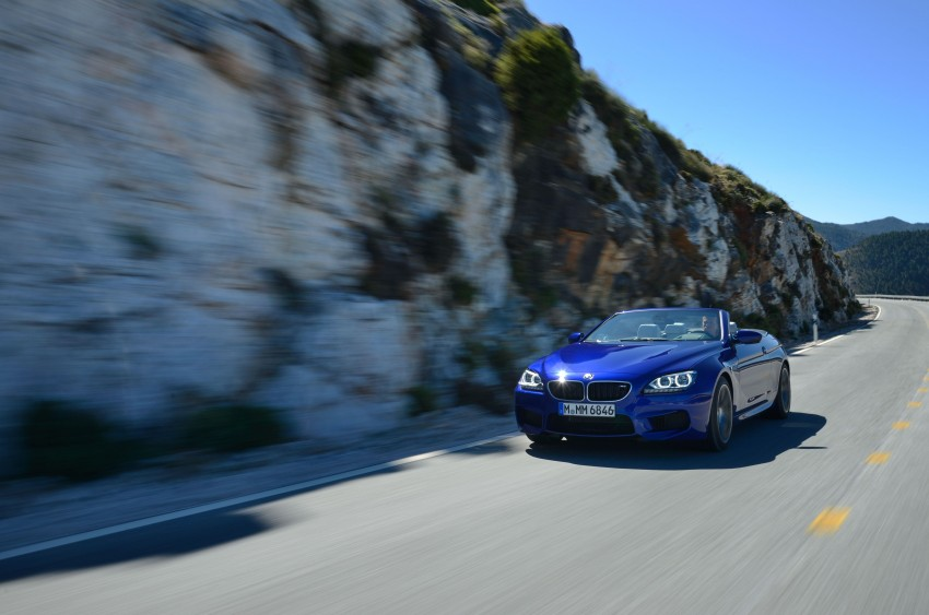 BMW M6 Coupe and Convertible – new photos Image #114099
