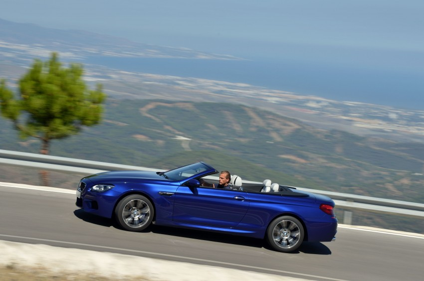 BMW M6 Coupe and Convertible – new photos Image #114134