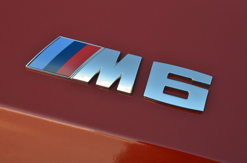 BMW M6 Coupe and Convertible – new photos Image #114152