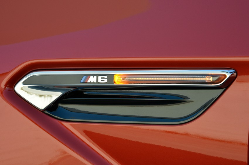 BMW M6 Coupe and Convertible – new photos Image #114154