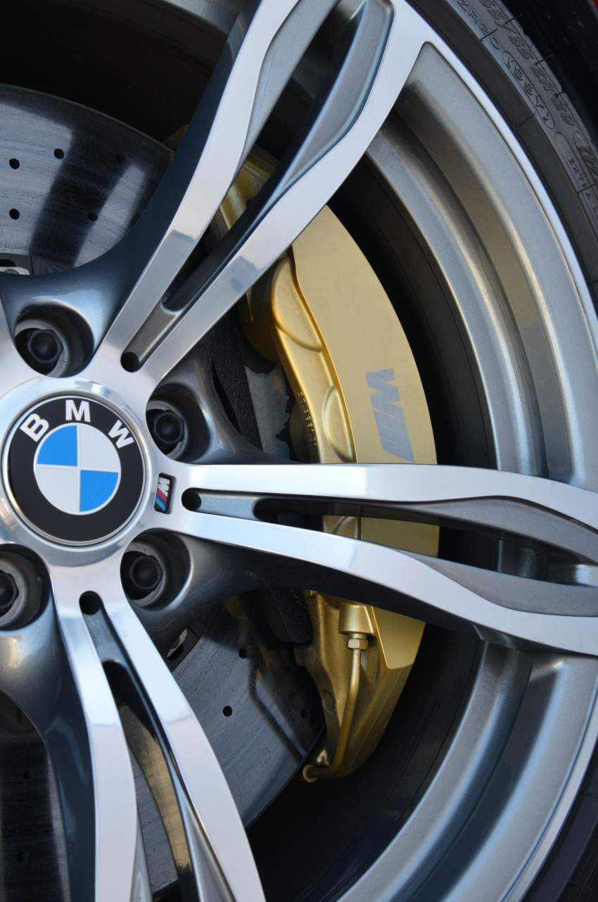 BMW M6 Coupe and Convertible – new photos Image #114155