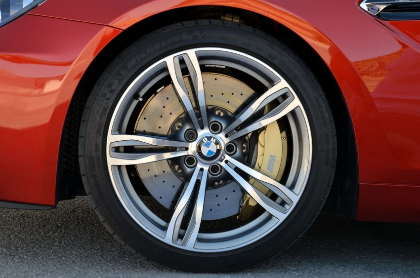 BMW M6 Coupe and Convertible – new photos Image #114156