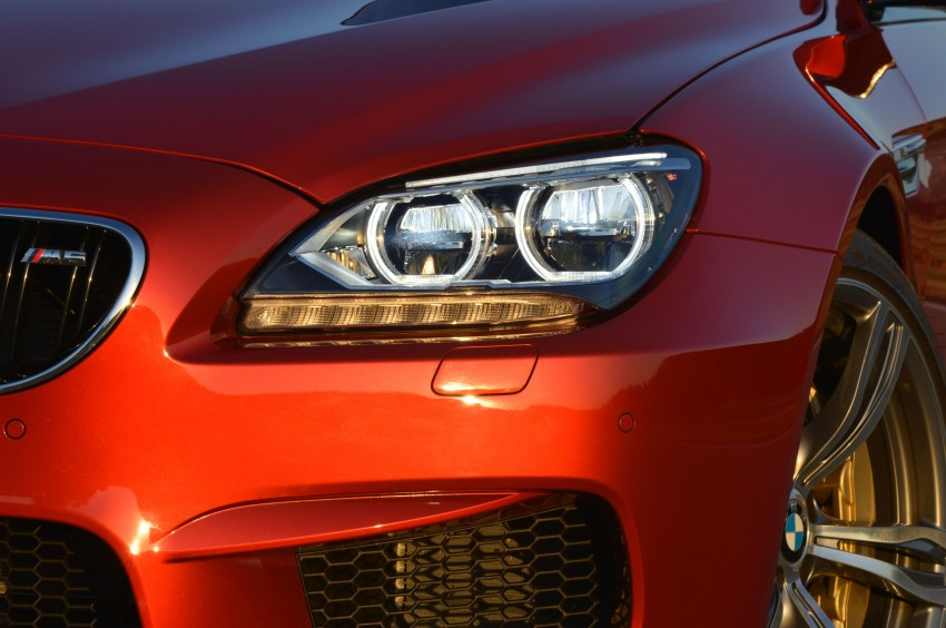 BMW M6 Coupe and Convertible – new photos Image #114157