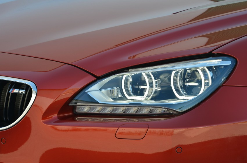 BMW M6 Coupe and Convertible – new photos Image #114163