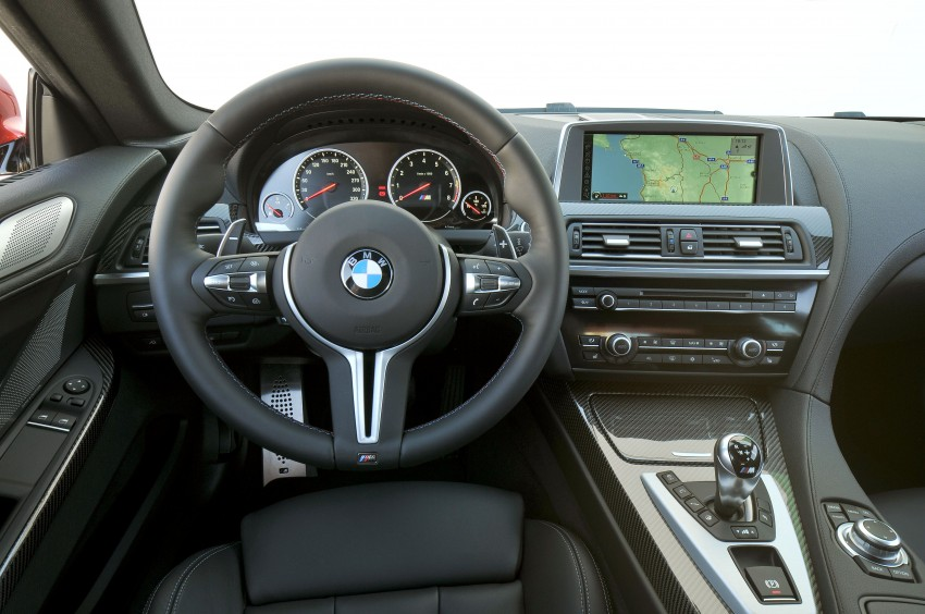 BMW M6 Coupe and Convertible – new photos Image #114169